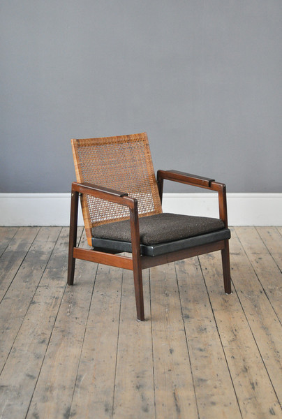 Low Back Armchair By P. J. Muntendam For Gebroeders Jonkers