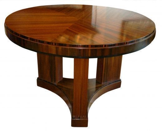 Large Art Deco Occasional Table  photo 1
