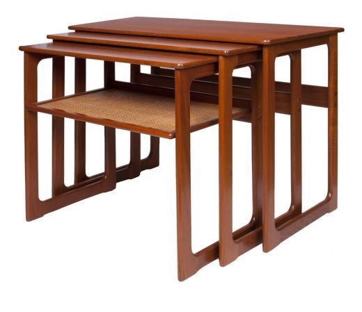Mid Century Nesting Tables photo 1