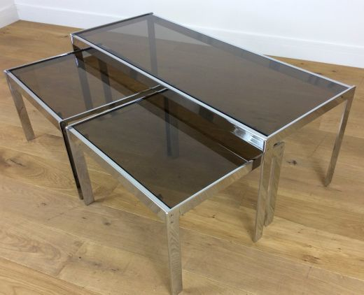 Richard Young For Merrow Associates Nest Of Tables photo 1