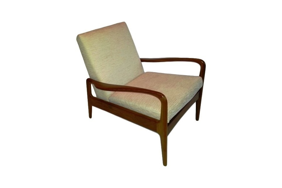 Greaves And Thomas Of Mayfair Mid Century Armchair