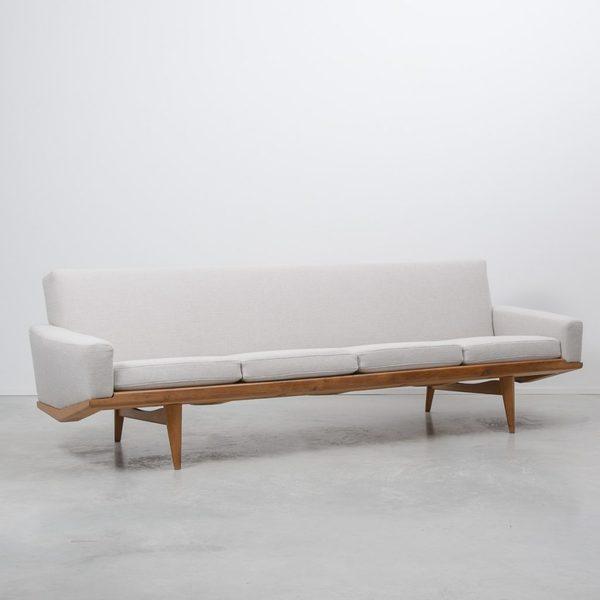 H W Klein For N A Jørgensens 221 Sofa  photo 1