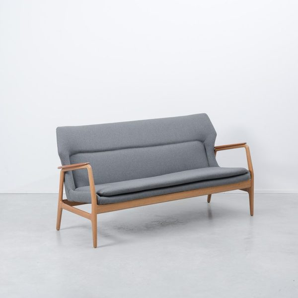 Aksel Bender Madsen For Bovenkamp Sofa