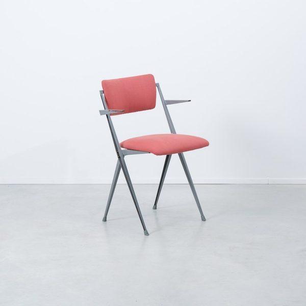 Wim Rietveld For Ahrend De Cirkel Pyramid Chair photo 1