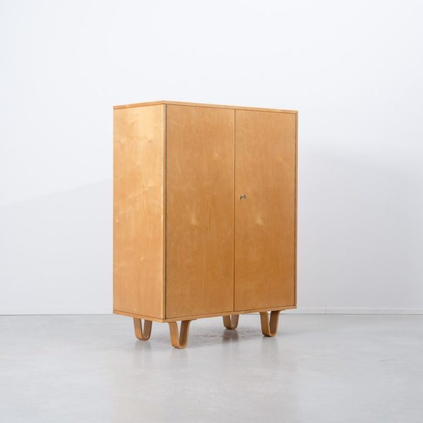 Cees Braakman For Pastoe Cb06 Birch Series Cabinet photo 1