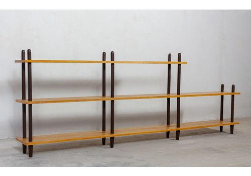 Mid Century Modern Wall Shelves Shabby Chic Shelves Teak