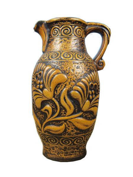 Rare Mid Century Vintage West German Large Vase