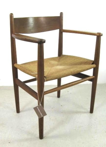 Hans Wegner Ch39 Carver Armchair For Carl Hansen & Son