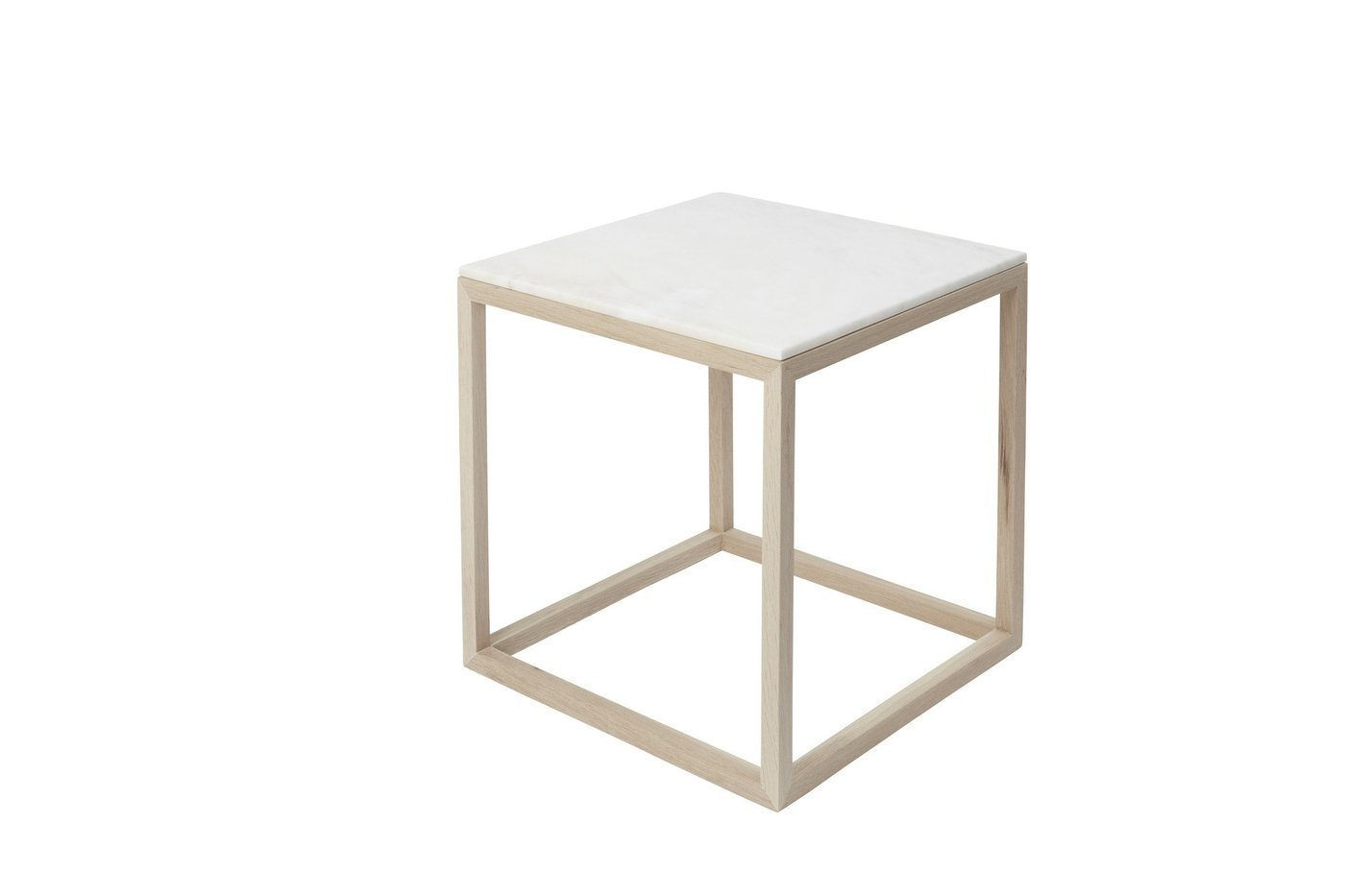 Small Cube Coffee Table.Kristina Dam Small Marble Cube Table
