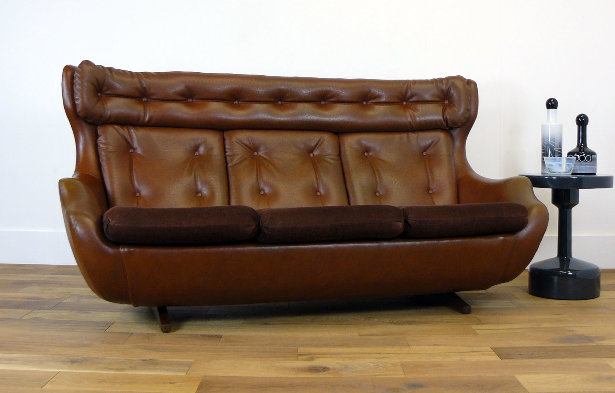 Astonishing Mid Century Parker Knoll Statesman Ambassador 3 Seater Sofa 2 Person Delivery Included Ncnpc Chair Design For Home Ncnpcorg