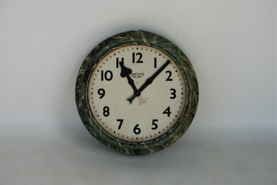 Large Smiths Electric Clock