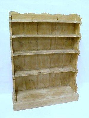Rustic Pine Bookcase photo 1