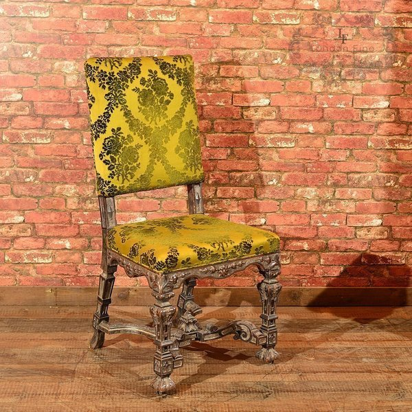 Antique French Side Chair C.1900