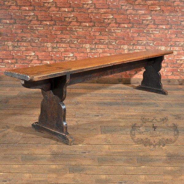 Victorian Kitchen Bench