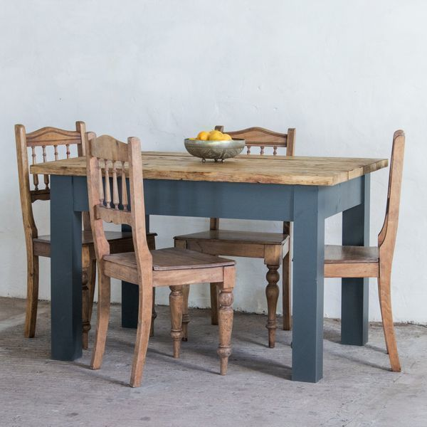 The Dairy Table Rustic Reclaimed Dining