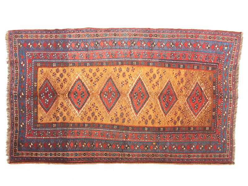 Vintage Qashqai Rug