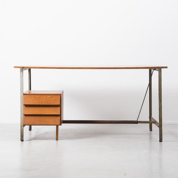 French Pre War Atelier Desk