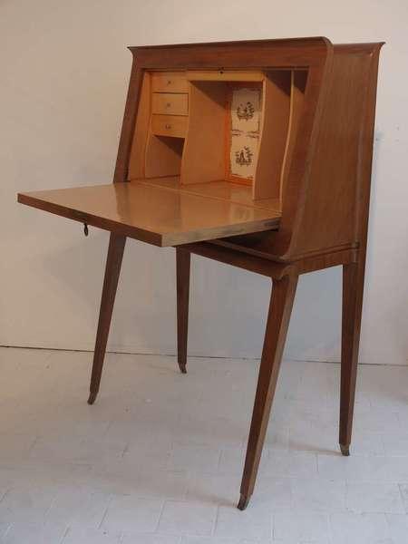 Vittorio Lombardi Dropleaf Desk