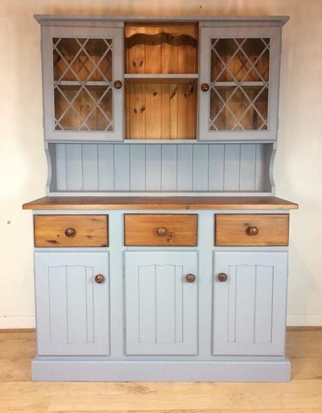 Welsh Dresser Cabinet Sideboard