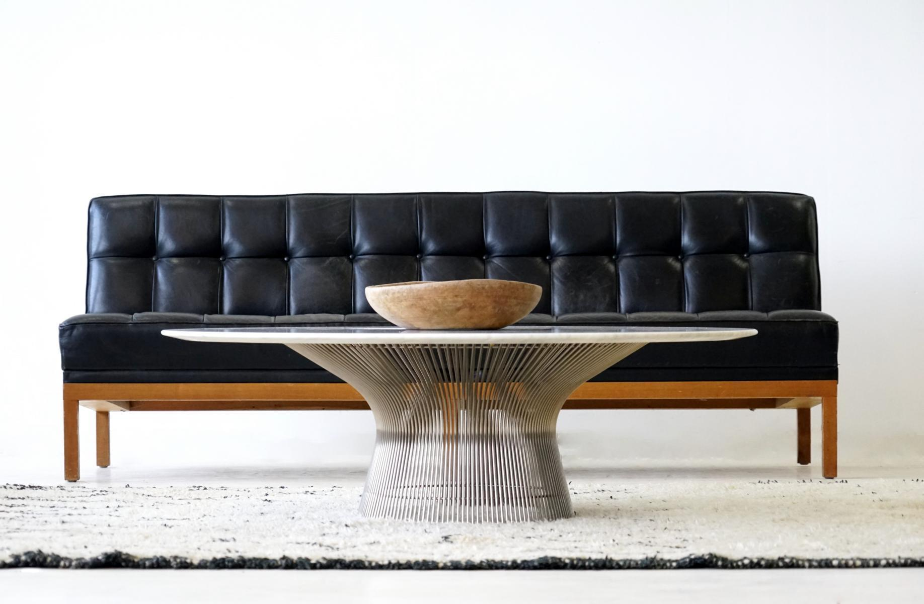 Side Coffee Table Warren Platner Knoll