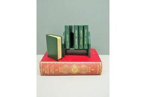 Thumb vintage midget series dictionary set burgess bowes german green french italian spanish and english 0