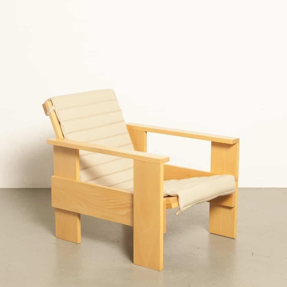 Marvelous Kratstoel Crate Chair Low Gerrit Rietveld Download Free Architecture Designs Scobabritishbridgeorg