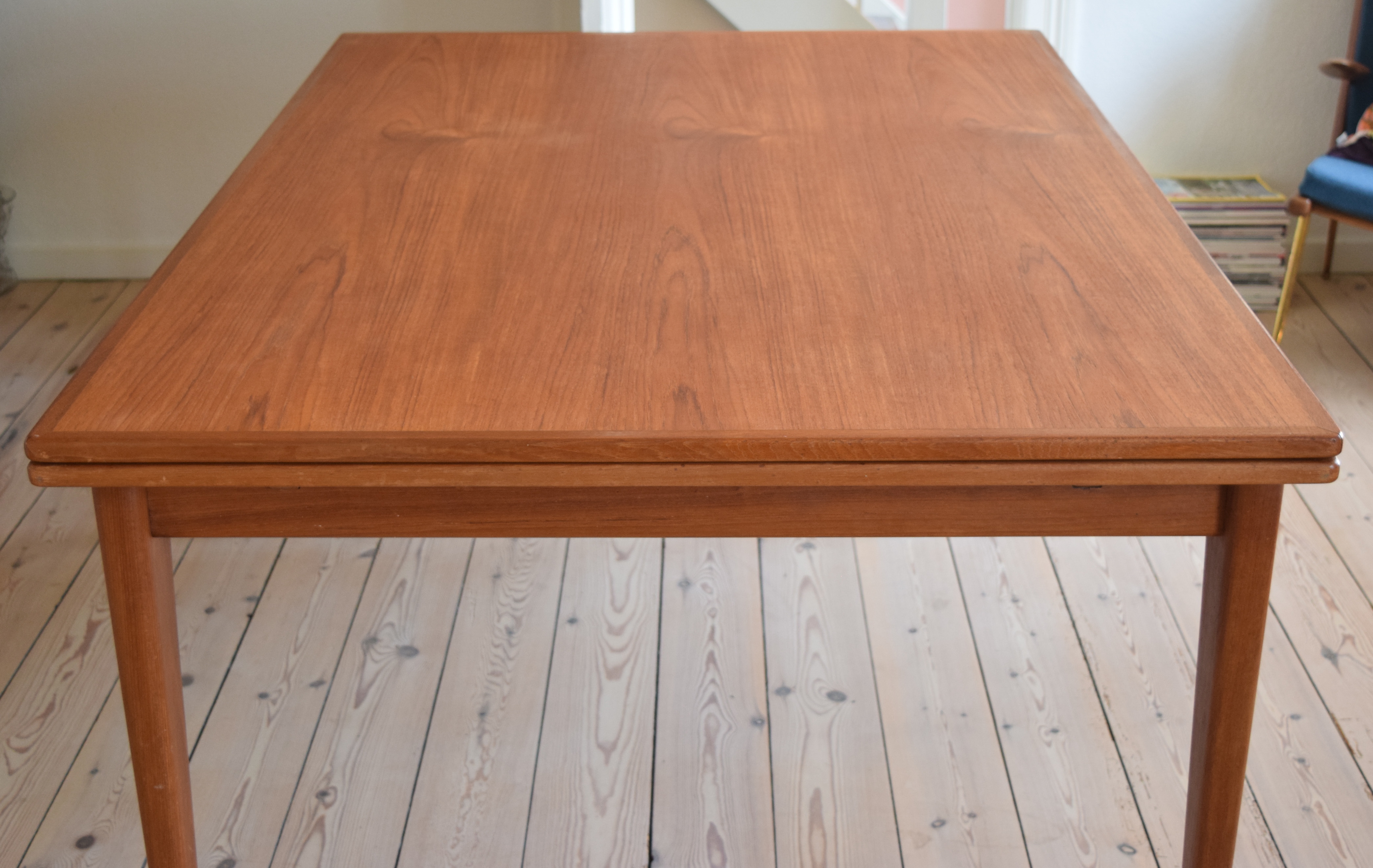 Niels Otto Moller 12 Teak Dining Table 1962 Niels O Moller