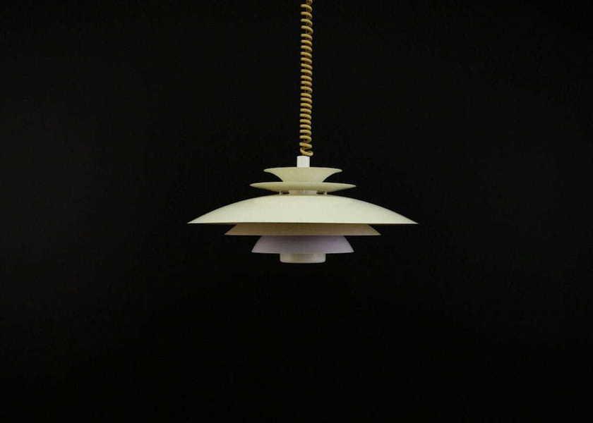 Lamp Vintage Retro Danish Design 60 70