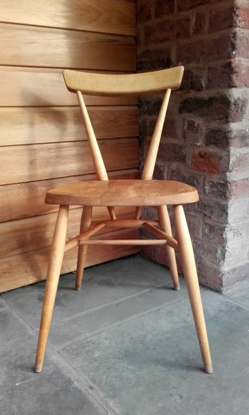 Ercol Stacking Chair (Adult Size) photo 1
