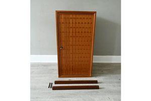 Thumb poul cadovius royal danish modular teak wall cado system 1960s 0