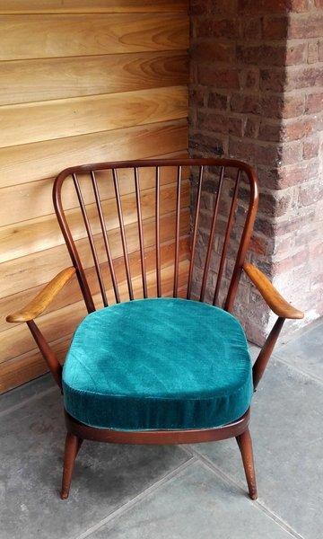 Ercol Model #477 Easy Chair photo 1