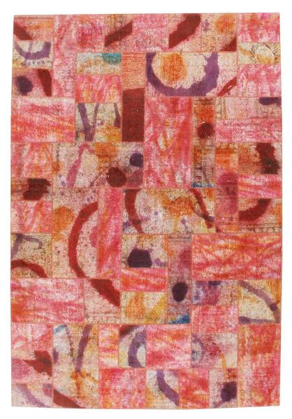 Vintage Patchwork Carpet
