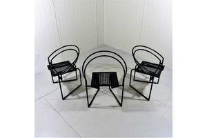 Thumb la tonda chairs by mario botta for alias italy 0