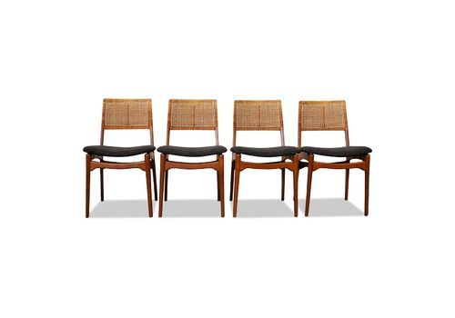 46d6ad71ce7f Rattan Dining Chair | Antique, Retro, Vintage Rattan Dining Chairs ...