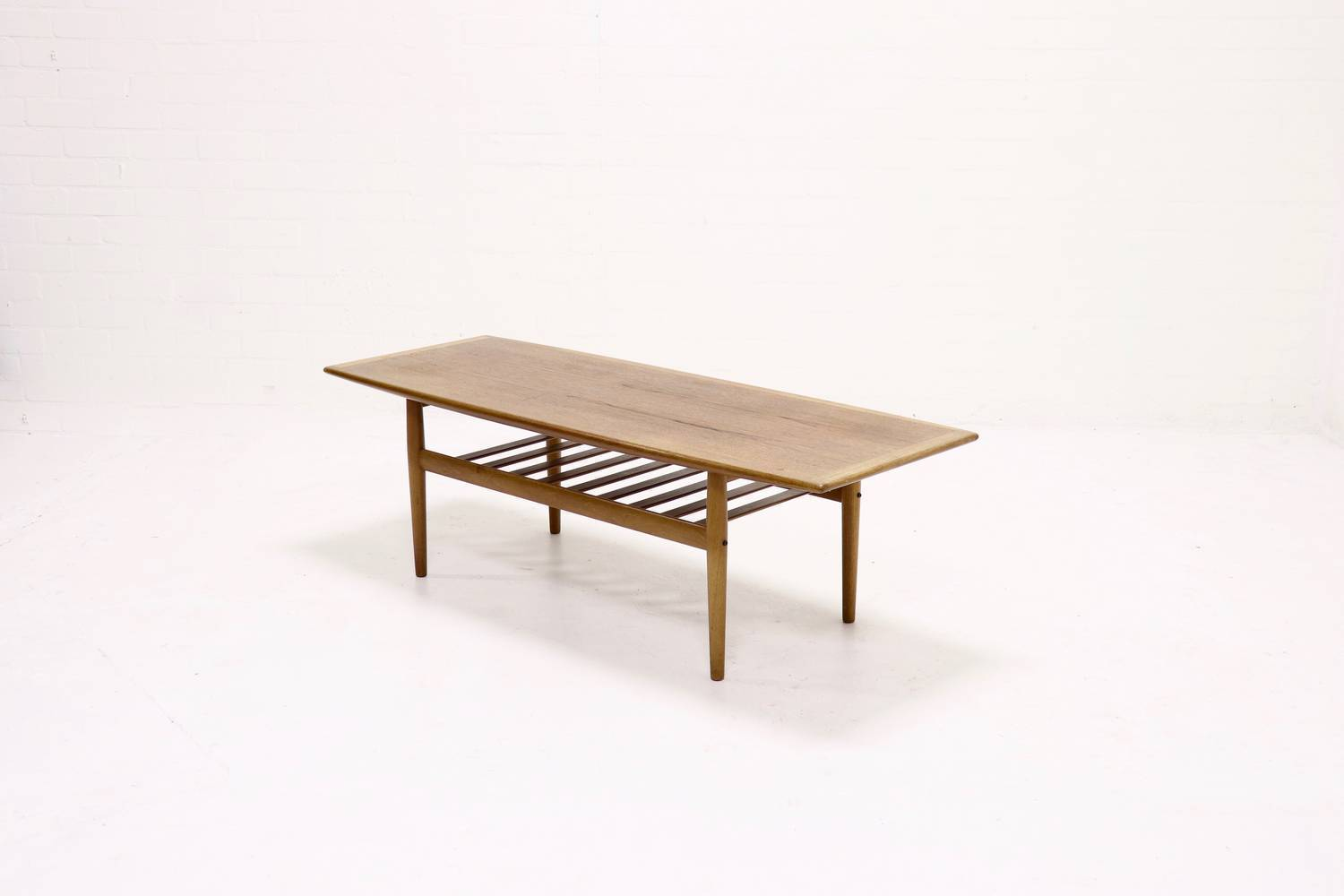 Mid Century Surfboard Coffee Table By Grete Jalk For Glostrup