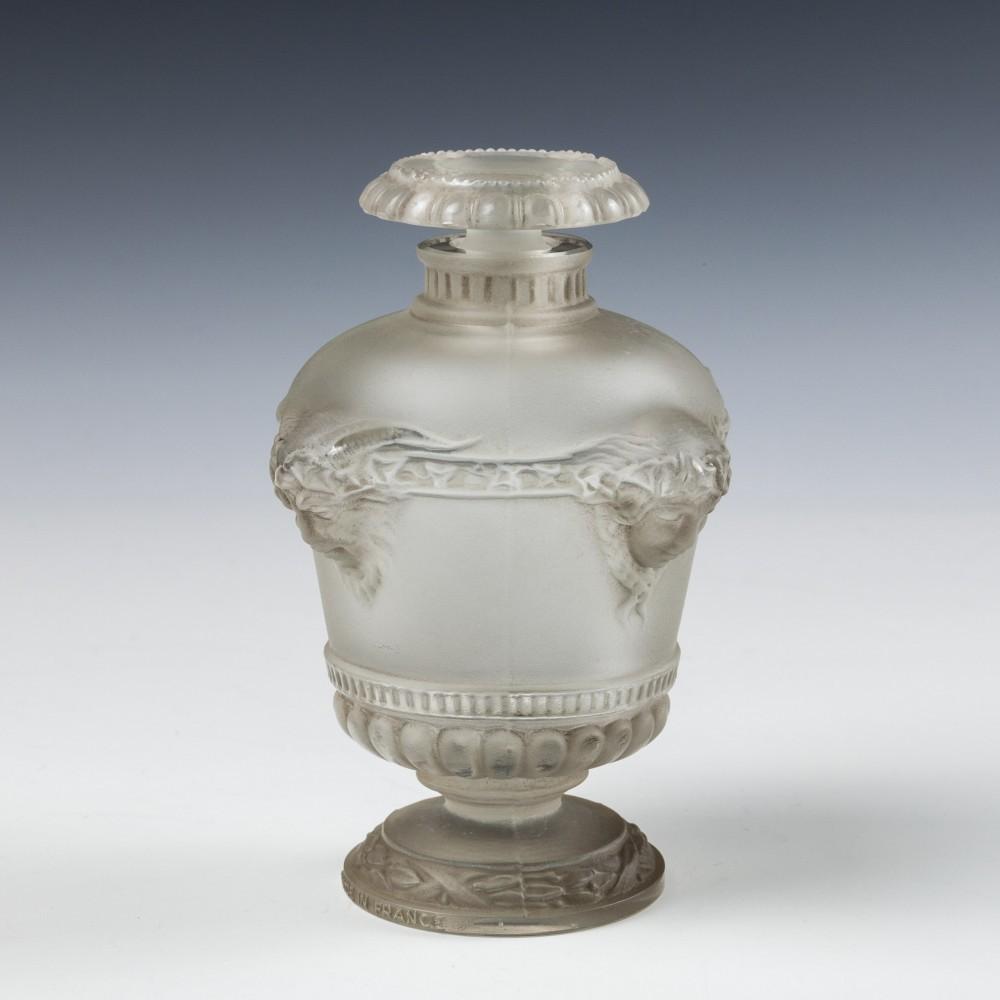 Rene Faunes Bottle Bouquet De Designed 1925 Lalique Perfume PkwXuTZiO