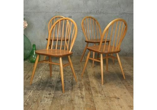 Ercol Windsor Chairs Vintage Ercol Windsor Chairs For Sale Uk