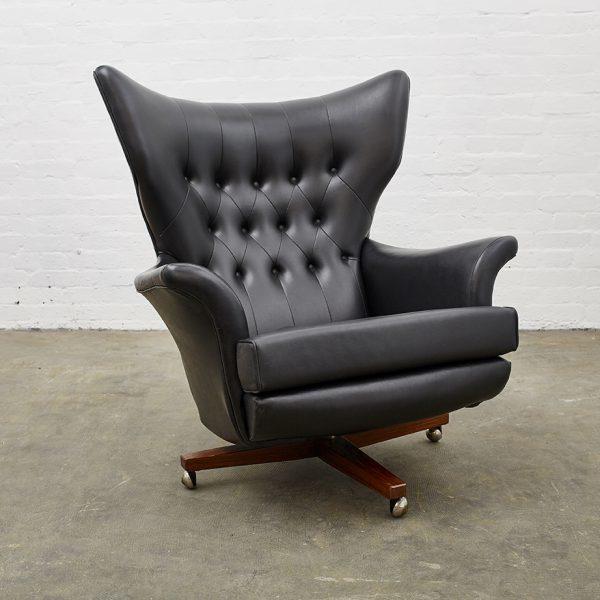 G Plan Vintage 6250 Swivel Chair