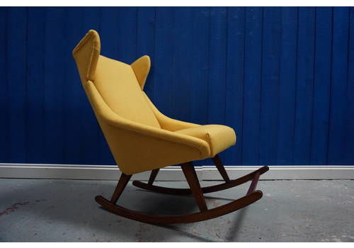 Cool Danish Rocking Chairs Vintage Danish Rocking Chair Retro Pdpeps Interior Chair Design Pdpepsorg
