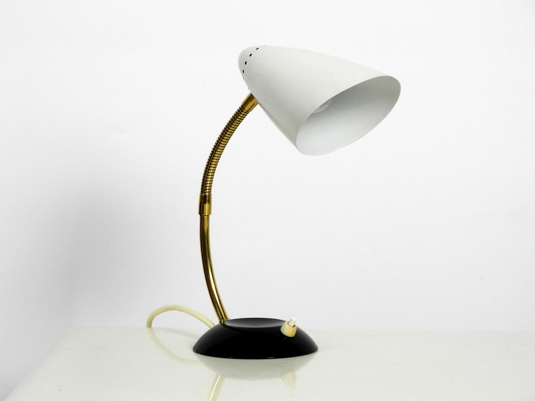 Image of: Classic Beautiful Mid Century Modern Table Lamp By Kaiser Leuchten Kaiser Leuchten Vinterior