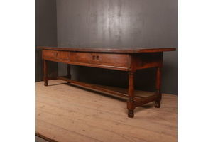 Thumb french oak serving table 0