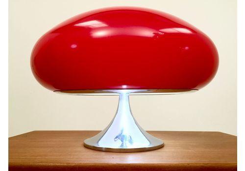 Italian Mushroom Table Lamp, 1960s