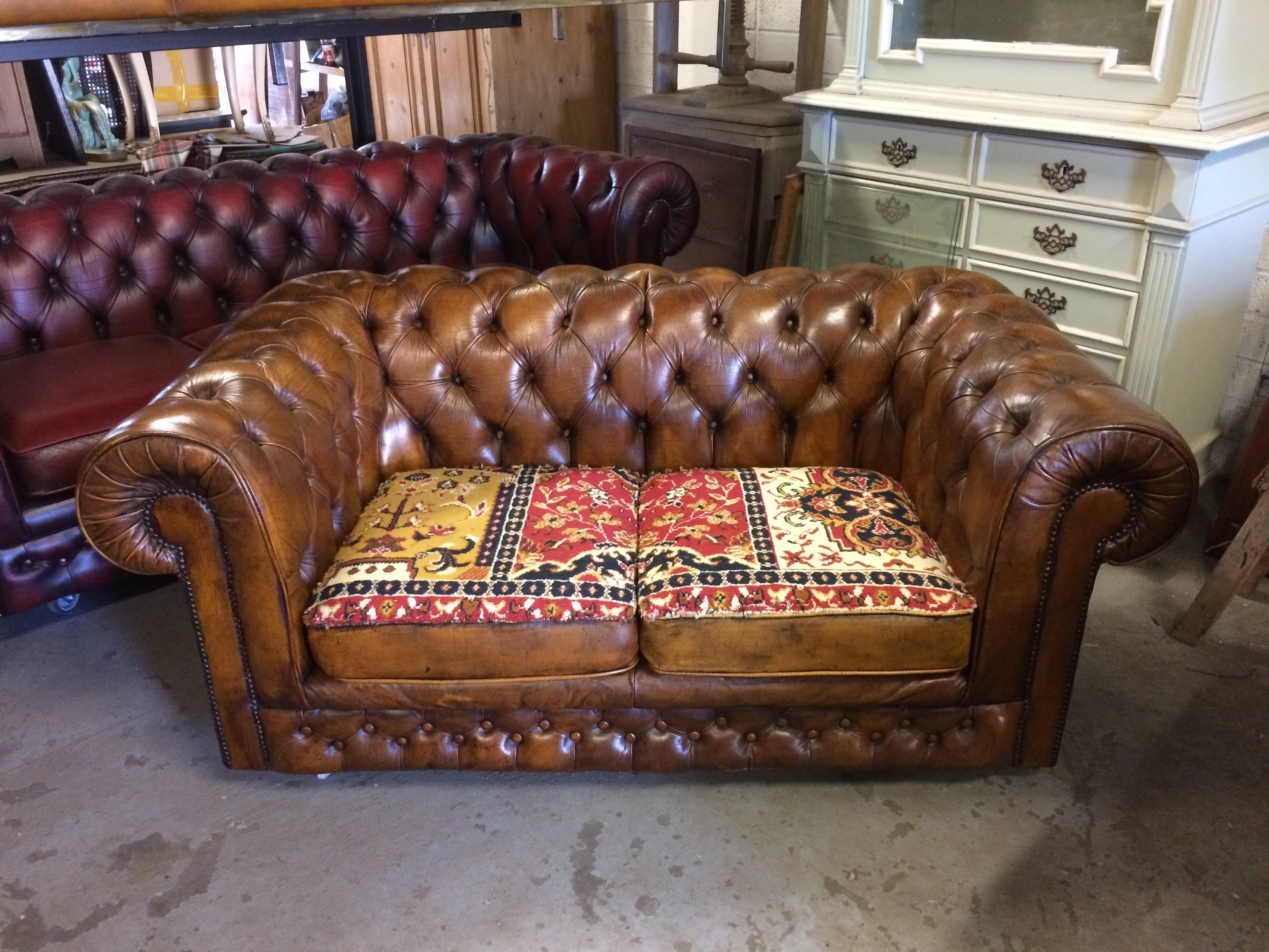 Picture of: Chesterfield Sofa Cushions
