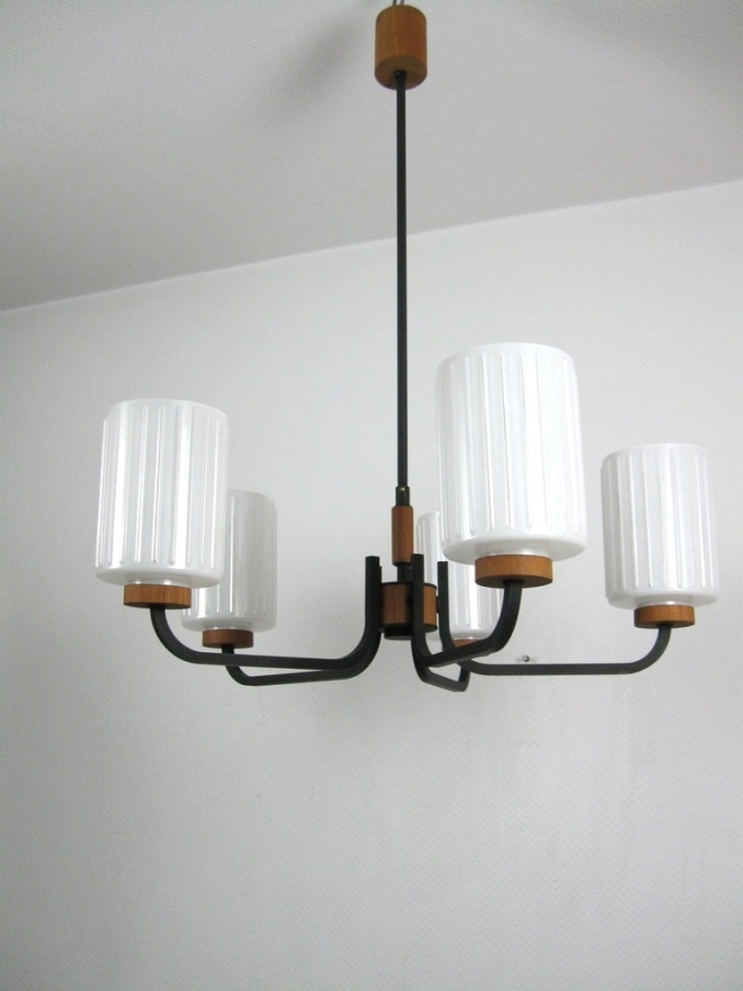 60s Ceiling Lamp From The House Schröder