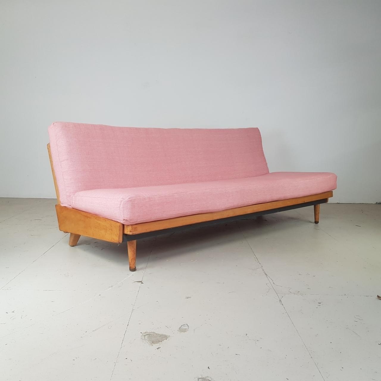 Vintage Midcentury Danish Sofa Bed | Vinterior