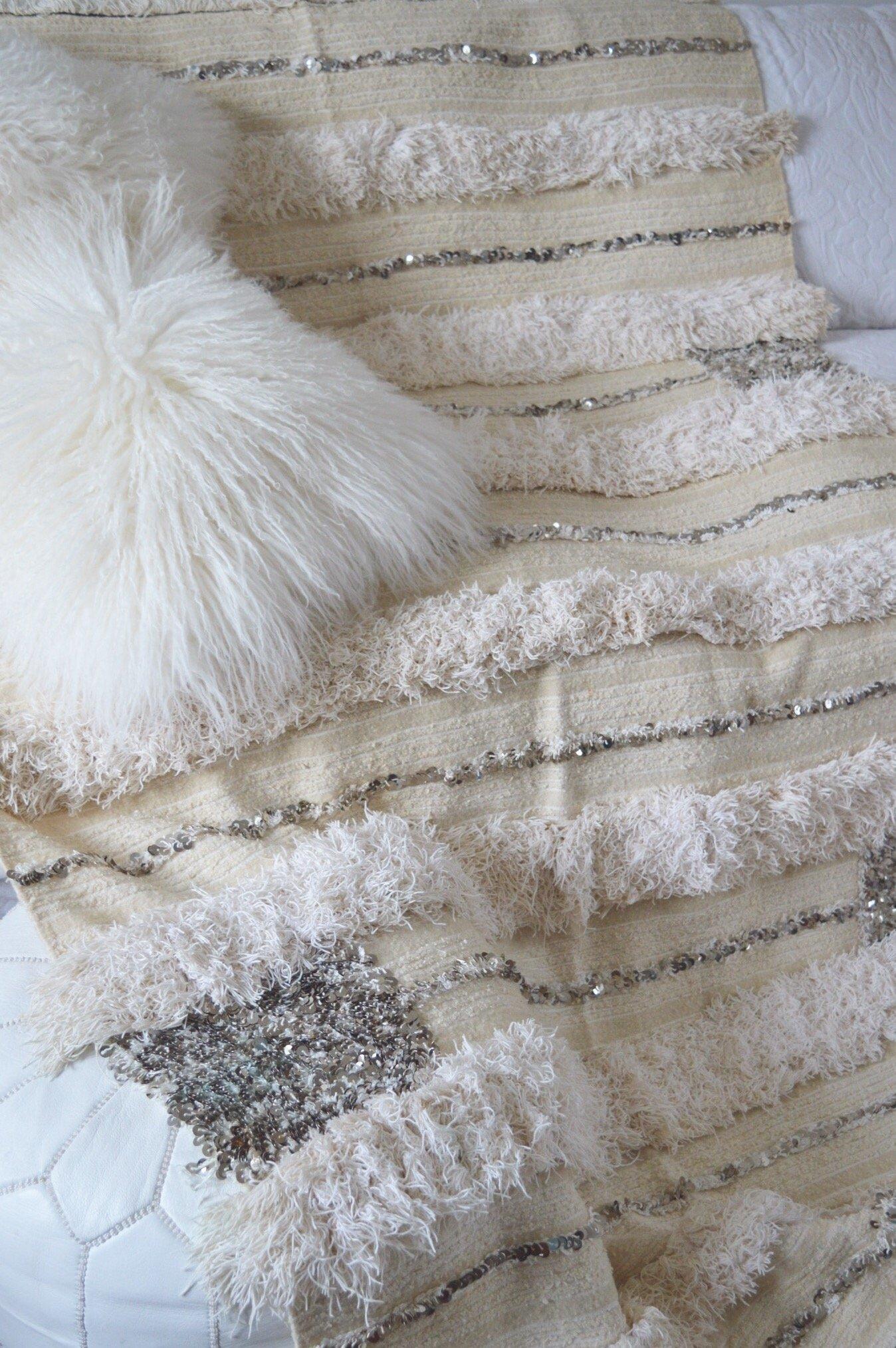 Moroccan Wedding Blanket.Moroccan Wedding Blanket Throw