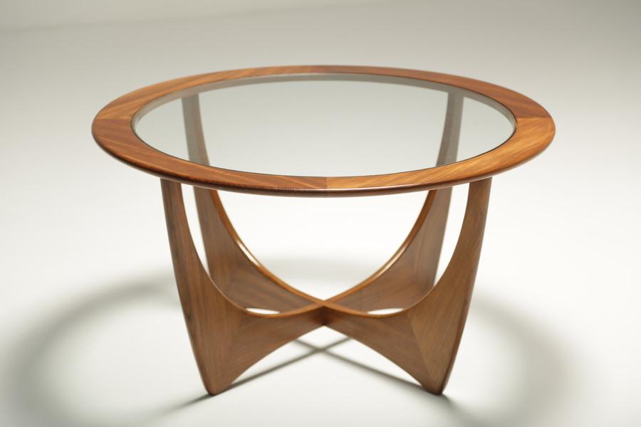 G Plan Astro Circular Coffee Table