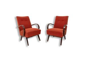 Thumb mid century lounge chairs by jaroslav smidek 0
