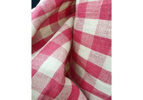 4 Metres Classic Cloth Designer Senoma Fabric Check Gingham Linen Free Postage