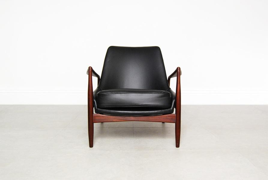 Ib Kofod Larsen For Ope Seal Chair photo 1